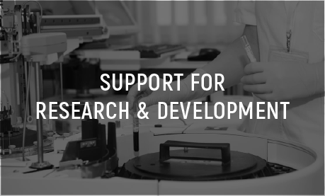 Support for Research and Development
