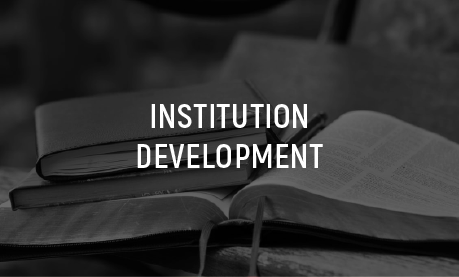 Institution Development