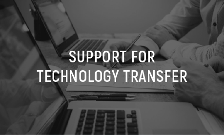 Support for Technology Transfer